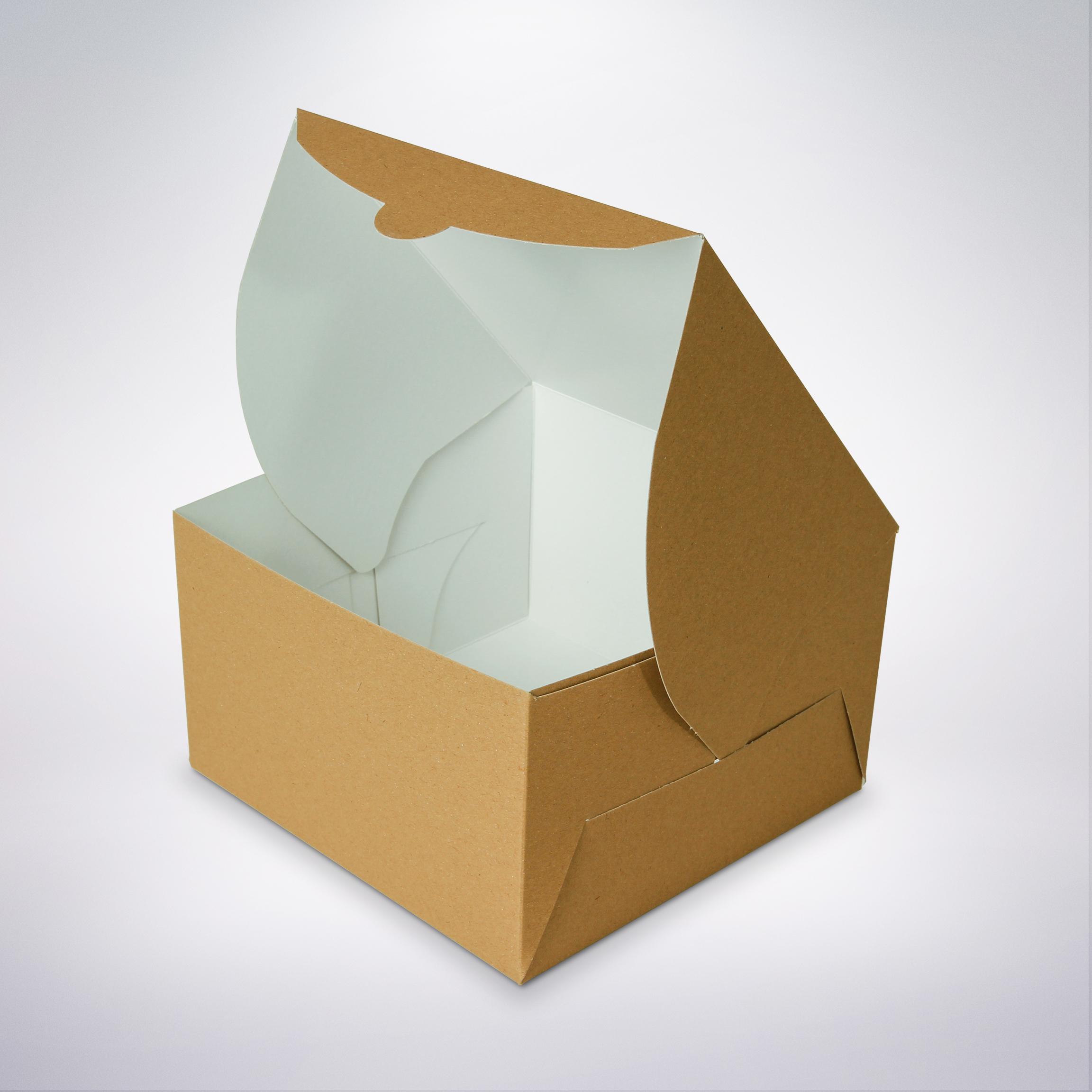 Cukrárska krabica eko 180x180x110